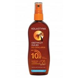 Odżywczy olejek do opalania SPF10 150 ml KOLASTYNA