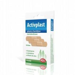 Zestaw plastrów familijnych Activplast 16 sztuk