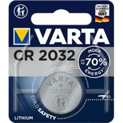Bateria VARTA CR2032 guzik okrągła ZEGAREK KLUCZYK