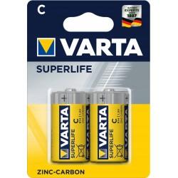 Baterie VARTA SUPElife C R14 2 szt.