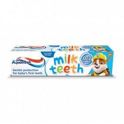 Pasta do zębów Aquafresh zęby mleczne 0-2 lat 50ml