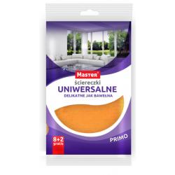 MASTER Ścierka Uniwersalna PRIMO prestige a'8+2 gratis