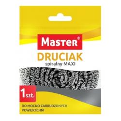MASTER druciak Metalowy MAXI