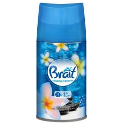 Wkład do automatycznych odświeżaczy Brait 250 ml Relaxing Moments