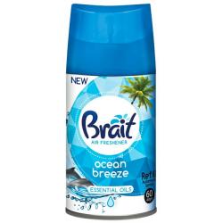 Wkład do automatycznych odświeżaczy Brait 250 ml Ocean Breeze