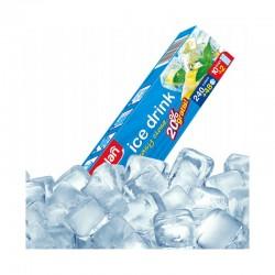 Woreczki na kostki do lodu samozamykające 10 worków 20% gratis