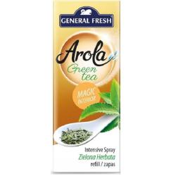 GENERAL FRESH MAGICZNA SZYSZKA - ODŚWIEŻACZ W SPRAYU - ZAPAS zielona herbata