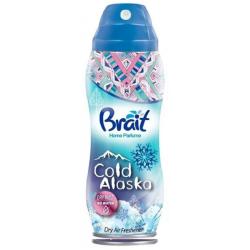 Suchy Odświeżacz Brait Cold Alaska shape 300ml