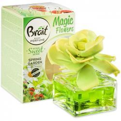 Brait Magic Flowers Spring Garden, odświeżacz powietrza, 75ml