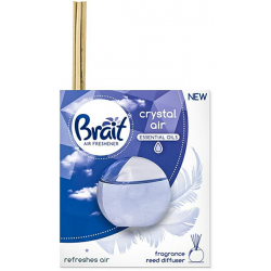 Książeczka pachnące patyczki BRAIT 40 ml CRYSTAL AIR