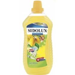 SIDOLUX płyn do mycia podłóg: cytryna 1l