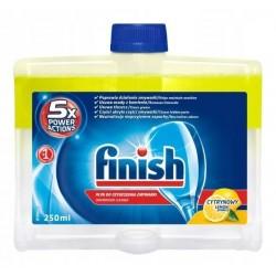 FINISH Płyn do czyszczenia zmywarek Lemon 250 ml