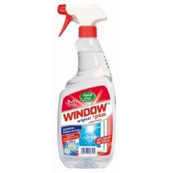 Płyn do mycia szyb WINDOW Antypara, pompka, 750ml