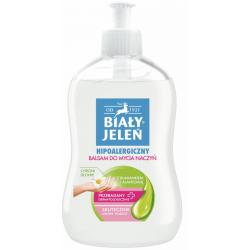 Hipoalergiczny balsam do mycia naczyń BIAŁY JELEŃ 500ml