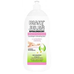 Hipoalergiczny balsam do mycia butelek i smoczków Biały jeleń 1L