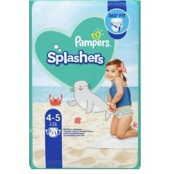 Pieluchomajtki na basen Pampers Splashers rozmiar 4-5