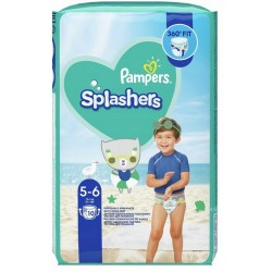 Pieluchomajtki na basen Pampers Splashers rozmiar 5-6