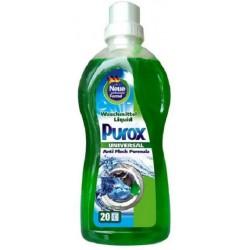 GEL/żel do prania Purox UNIVERSAL - 1l  NIEMIECKI HIT