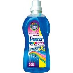 GEL/żel do prania Purox COLOR - 1l  NIEMIECKI HIT