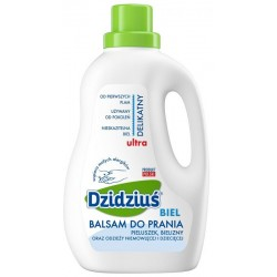 Dzidziuś Biel balsam do prania 1,5l