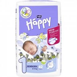 BELLA HAPPY Pieluszki Newborn A`42
