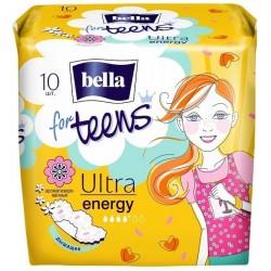 Podpaski Bella for Teens Ultra Energy 10szt
