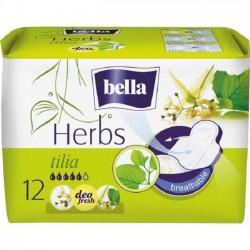 BELLA PODPASKA Bella Herbs wzbogacone kwiatem lipy A`12