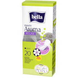 BELLA WKŁADKA Panty Aroma Relax A`20