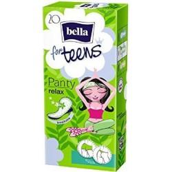 Wkładki Bella for Teens Relax 20szt