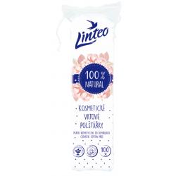 Płatki kosmetyczne Linteo 100sztuk
