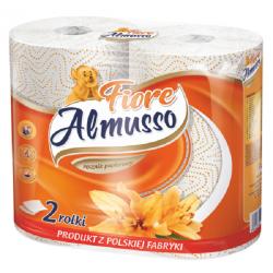 Ręcznik papierowy Almusso Fiore 2 szt. 2 warstwy