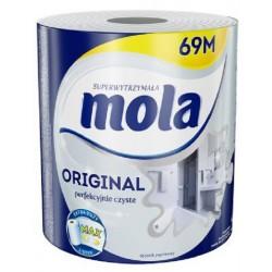 Ręcznik papierowy MOLA ORYGINAL 69m, 300 listków