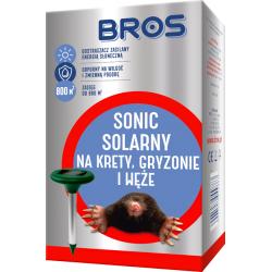 BROS Sonic solarny - odstrasza krety