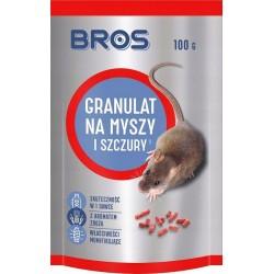 BROS granulat na myszy i szczury 100g