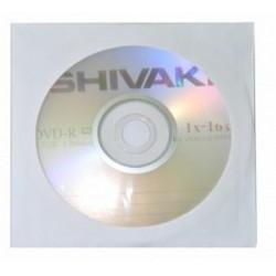 PŁYTY DVD-R SHIVAKI 4,7GB 120MIN NAGRYWANIA