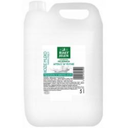 Hipoalergiczne mydło w płynie BIAŁY JELEŃ z ekstraktem z koziego mleka zapas 5l