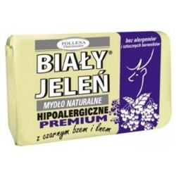 Hipoalergiczne mydło naturalne PREMIUM z czarnym bzem