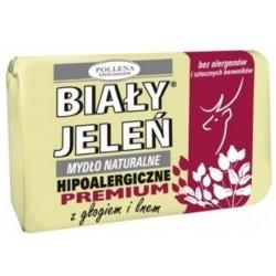 Hipoalergiczne mydło naturalne PREMIUM z głogiem