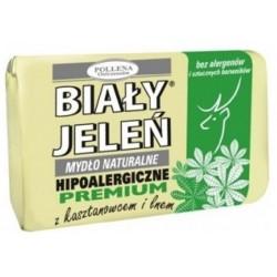 Hipoalergiczne mydło naturalne PREMIUM z kasztanowcem