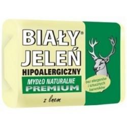 Hipoalergiczne mydło naturalne BIAŁY JELEŃ 100gram