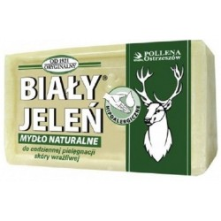Hipoalergiczne mydło naturalne BIAŁY JELEŃ 150gram