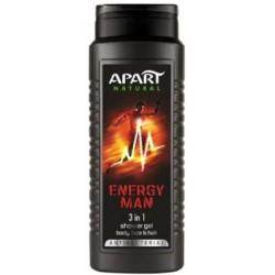 APART NATURAL Żel pod prysznic - ENERGY MAN 500ml