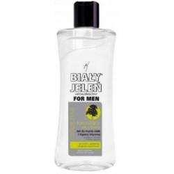 Hipoalergiczny zel do mycia ciała i higieny intymnej BIAŁY JELEŃ FOR MEN 256ml