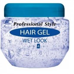 Żel do włosów Professional Style Wet Look