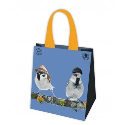 Torba ekologiczna Green Bag JEŻYK 38X40X22