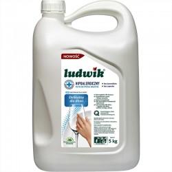 LUDWIK Płyn do mycia naczyń hipoalergiczny 5l