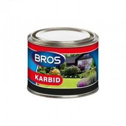 BROS karbid granulowany-odstrasza krety,nornice 1kg