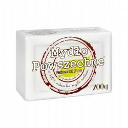 copy of BARWA MYDŁO POWSZECHNE 200gr NATURAL 100% ROŚLINNE
