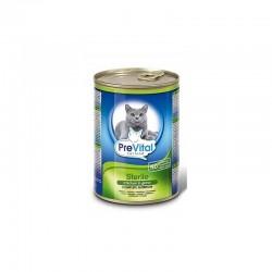PREVITAL puszka dla kotów sterylnych 415gr KURCZAK