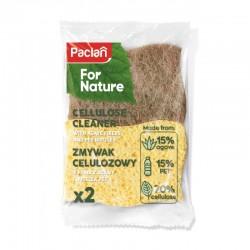 PACLAN FOR NATURE ZMYWAK EKOLOGICZNY CELULOZA Z FIBRĄ - 2 SZTUKI